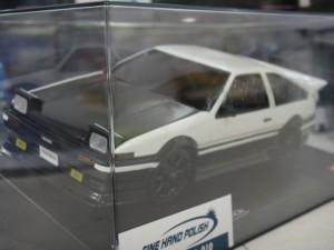 トヨタスプリンター トレノ AE86 エアロバージョン with    カーボンボンネット