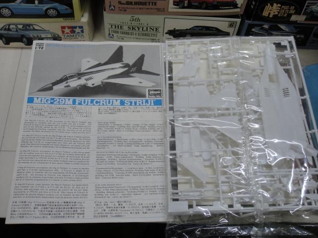 MIG-29 中身