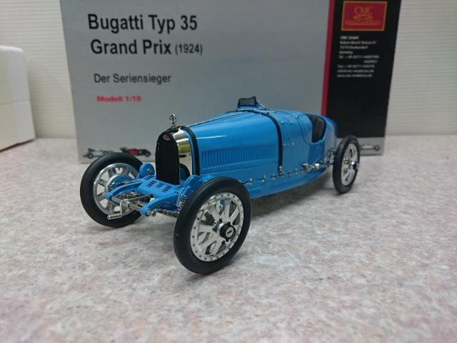 CMC Bugatti Typ 35 Grand Prix