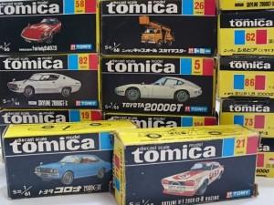 トミカ 黒箱 日本製