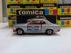 トミカ 21 スカイライン H-T 2000 GT-R レーシング