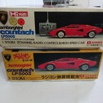 三和 ラジコン ランボルギーニ カウンタック LP500Sを埼玉県越谷市への出張にてお譲りいただきました