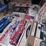 タミヤRCカーブレイジングスター他を茨城県ひたちなか市より出張でお売りいただきました
