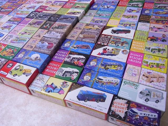 トミカ ディズニービークル・コレクションを埼玉県入間市から宅配でお譲りいただきました