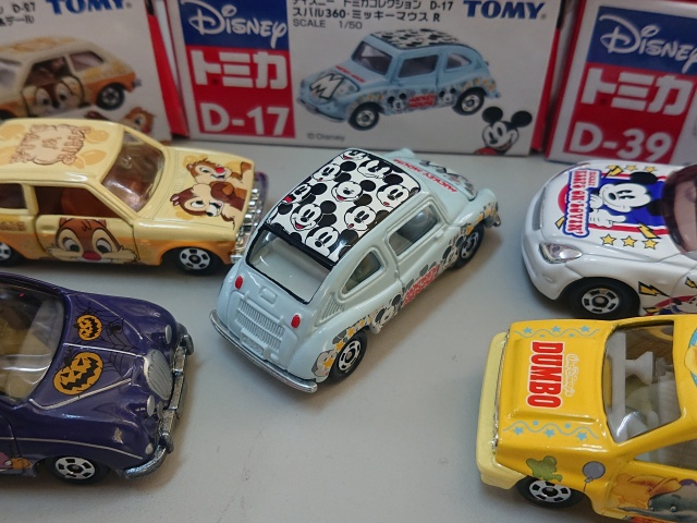 ディズニー トミカ コレクション