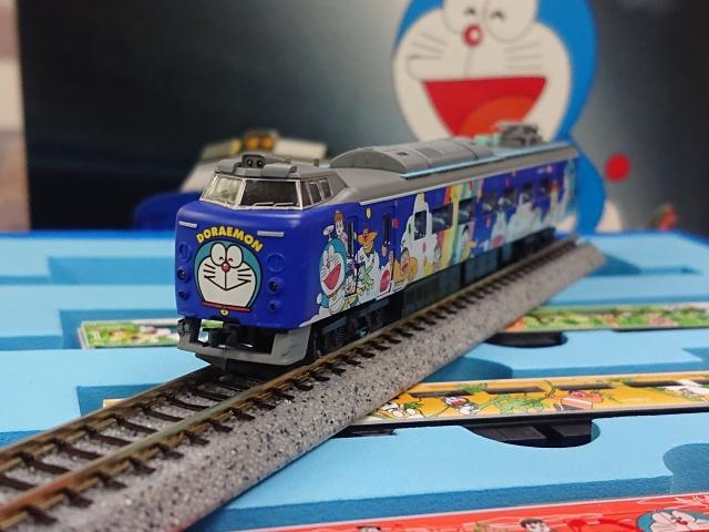 マイクロエース さよなら ドラえもん 海底列車 4