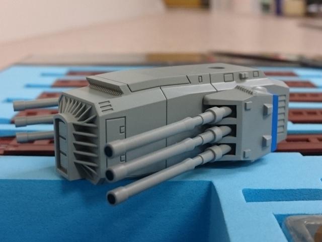 銀河鉄道999 マイクロエー 戦闘車ス