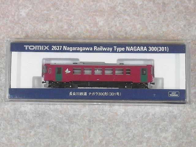 TOMIX 長良川鉄道 ナガラ300形 301号