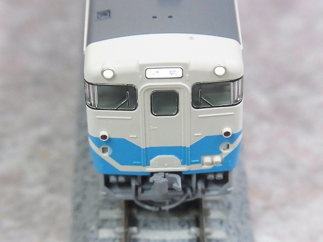 TOMIX JRディーゼルカー キハ40 2000形 JR四国色(M) 2
