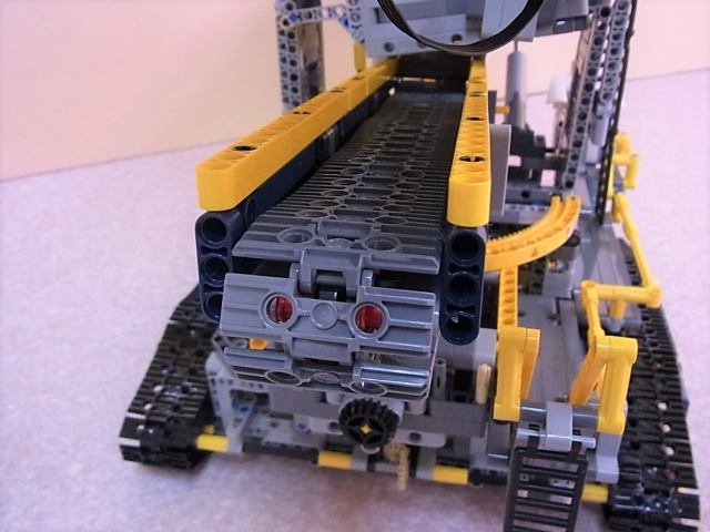 レゴ テクニック バケット掘削機 3