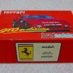 JOUEF 1/24フェラーリ330P4、1/43フェラーリGTOエヴォルツィオーネを新潟県新潟市から宅配にてお売りいただきました