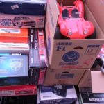 TRF414M、TA03R-TRFスペシャルなどラジコンカー多数を群馬県高崎市から出張にてお売りいただきました