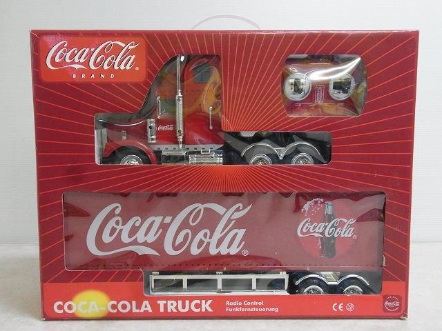 ラジコン コカ・コーラ トレーラー