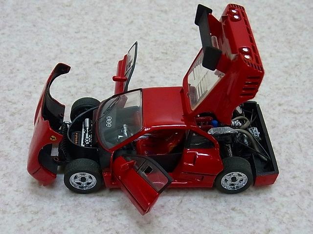 ジョエフエボリューション 1/43 フェラーリ GTO エヴォルツィオーネ 4
