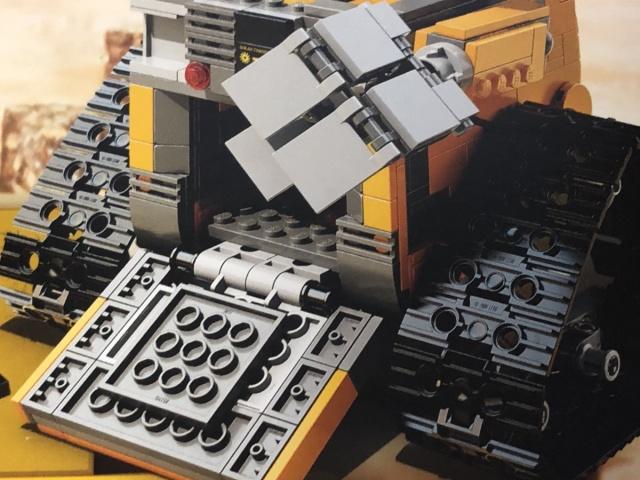 レゴアイデア ウォーリー 3
