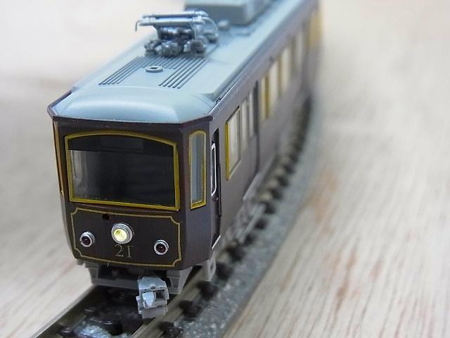 江ノ島電鉄 江ノ電 20形 リバイバルカラー (M車) 2