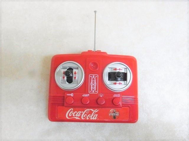 ラジコン コカ・コーラ トレーラー プロポ