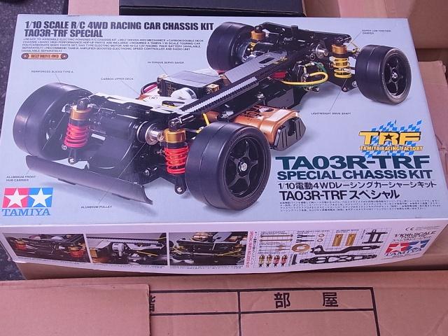 TA03R-TRFスペシャル カーシャーシキット