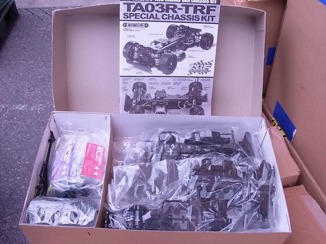 TA03R-TRFスペシャル カーシャーシキット 2