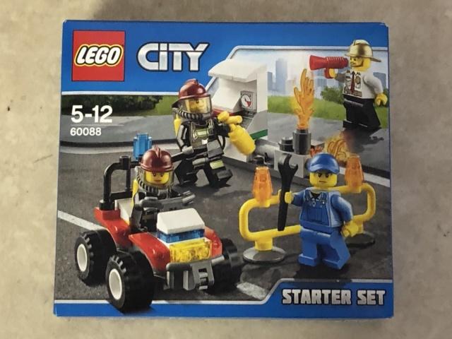 レゴシティ 消防隊スタートセット