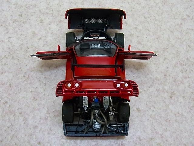 ジョエフエボリューション 1/43 フェラーリ GTO エヴォルツィオーネ 5