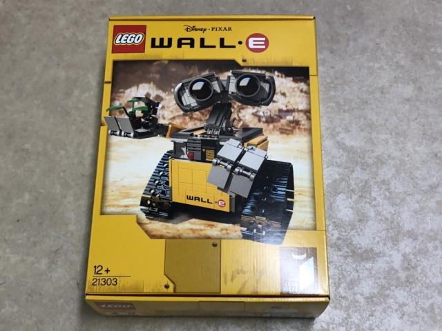 レゴアイデア ウォーリー