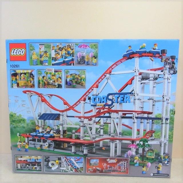 レゴ クリエイター エキスパート 絶叫ローラーコースター 2