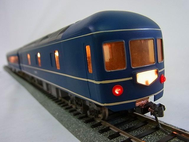 カツミ HOゲージ カニ21電源緩急車
