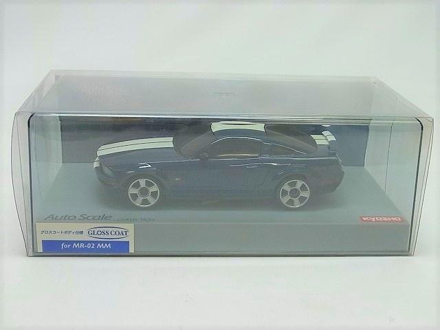 1/27 フォードマスタングGT メタリックブルー オートスケールコレクション