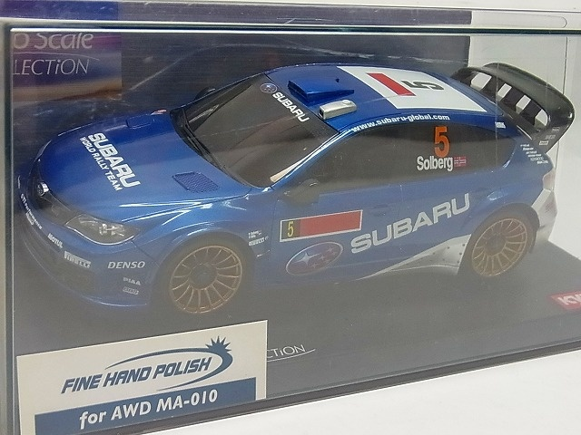 スバル インプレッサ WRC2008 No.5 2