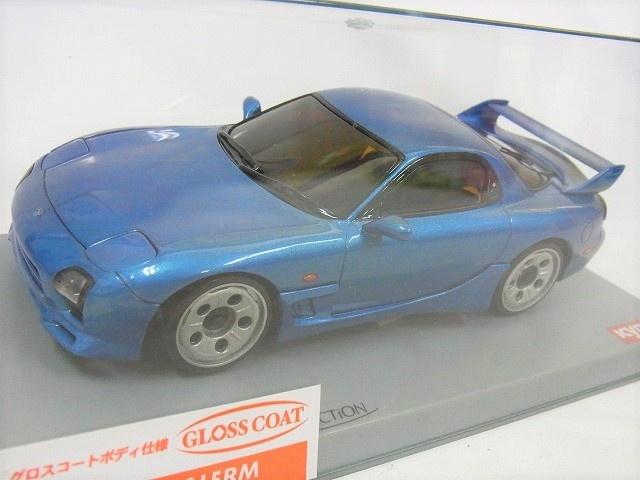 マツダ RX-7 FD3S メタリックブルー