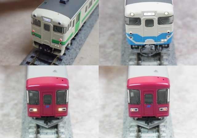 TOMIX JRディーゼルカー キハ40-400形含む鉄道模型多数を埼玉県春日部市から出張にてお譲りいただきました