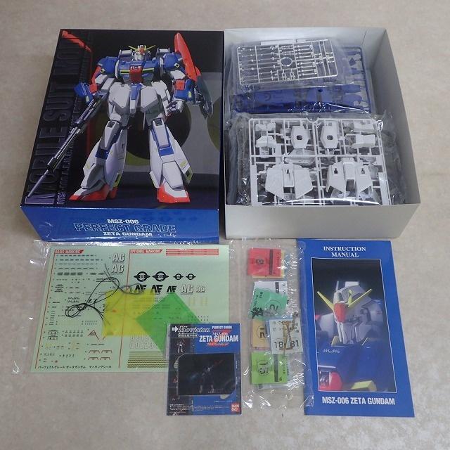 PG 1/60  MSZ-006 ゼータガンダム Ver 1.0 2