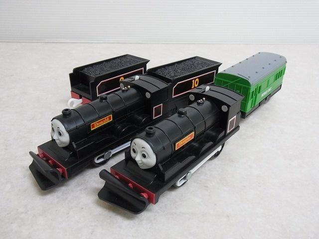 プラレール ドナルド&ダグラス 雪かき列車セット 冬期限定セット  トミー 2
