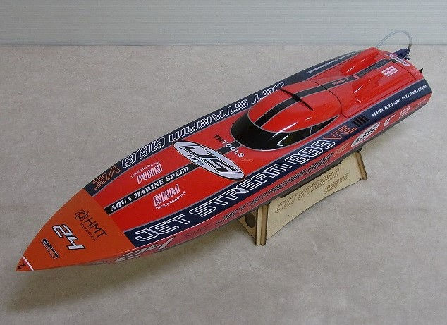 京商 電動RC EP ジェットストリーム888VEなどラジコンボートを東京都文京区から宅配にてお売りいただきました