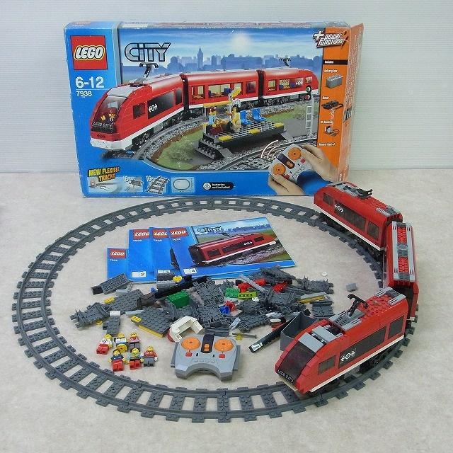 レゴ シティ トレイン 超特急列車