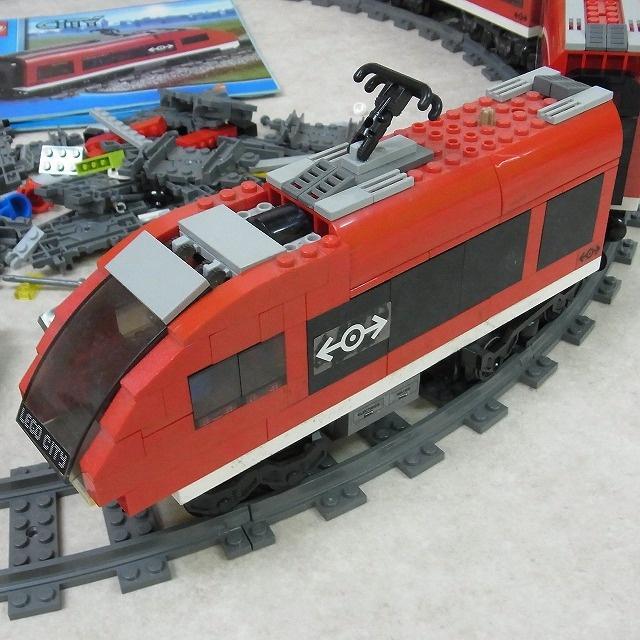 レゴ シティ トレイン 超特急列車 列車
