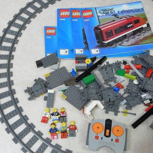 レゴ シティ トレイン 超特急列車 2