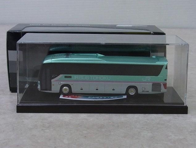 アドウィング 1/80 JRバス東北 いすゞ 新型ガーラなど多数を千葉県市川市から宅配でお売りいただきました