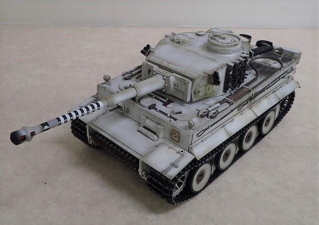 タミヤ 1/16RCタンク ドイツ重戦車 タイガーI 初期生産型フルオペレーションセットなどを東京都墨田区より宅配でお譲りいただきました