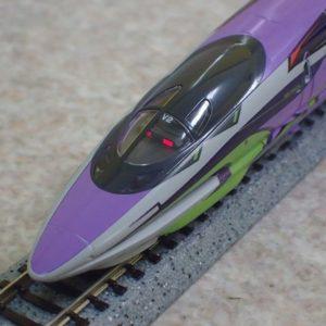 TOMIX(トミックス) 98959 限定品 JR 500-7000系山陽新幹線(500TYPE EVA) 点灯確認 2