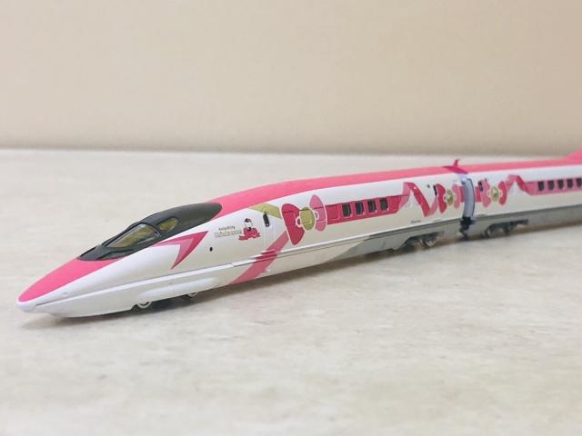 TOMIX(トミックス) JR500 7000系 山陽新幹線(ハローキティ新幹線)セット 車両