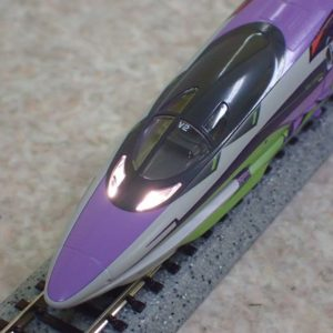 TOMIX(トミックス) 98959 限定品 JR 500-7000系山陽新幹線(500TYPE EVA) 点灯確認 1