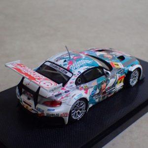初音ミク グッドスマイル BMW Z4 2011 後面
