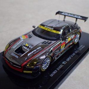 SUPER GT300 岡山 優勝車 GAINER DIXCEL SLS(No.44929)