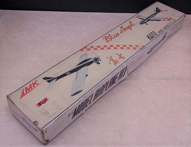 MK 加藤無線 ブルーエンゼル60 富士バルサ製キット