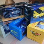 京商、オートアート製の1/18ミニカー多数を出張にて群馬県伊勢崎市よりお売りいただきました