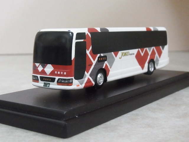 1/80 新常磐交通バス いすゞ ガーラ  アドウイング1
