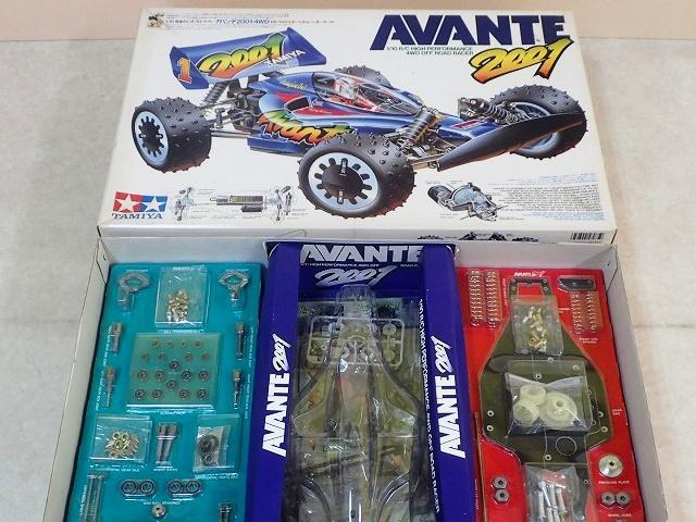 タミヤ1/10アバンテ2001 4WDオフロードカー