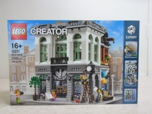 レゴ 10251 クリエーター ブリックバンク